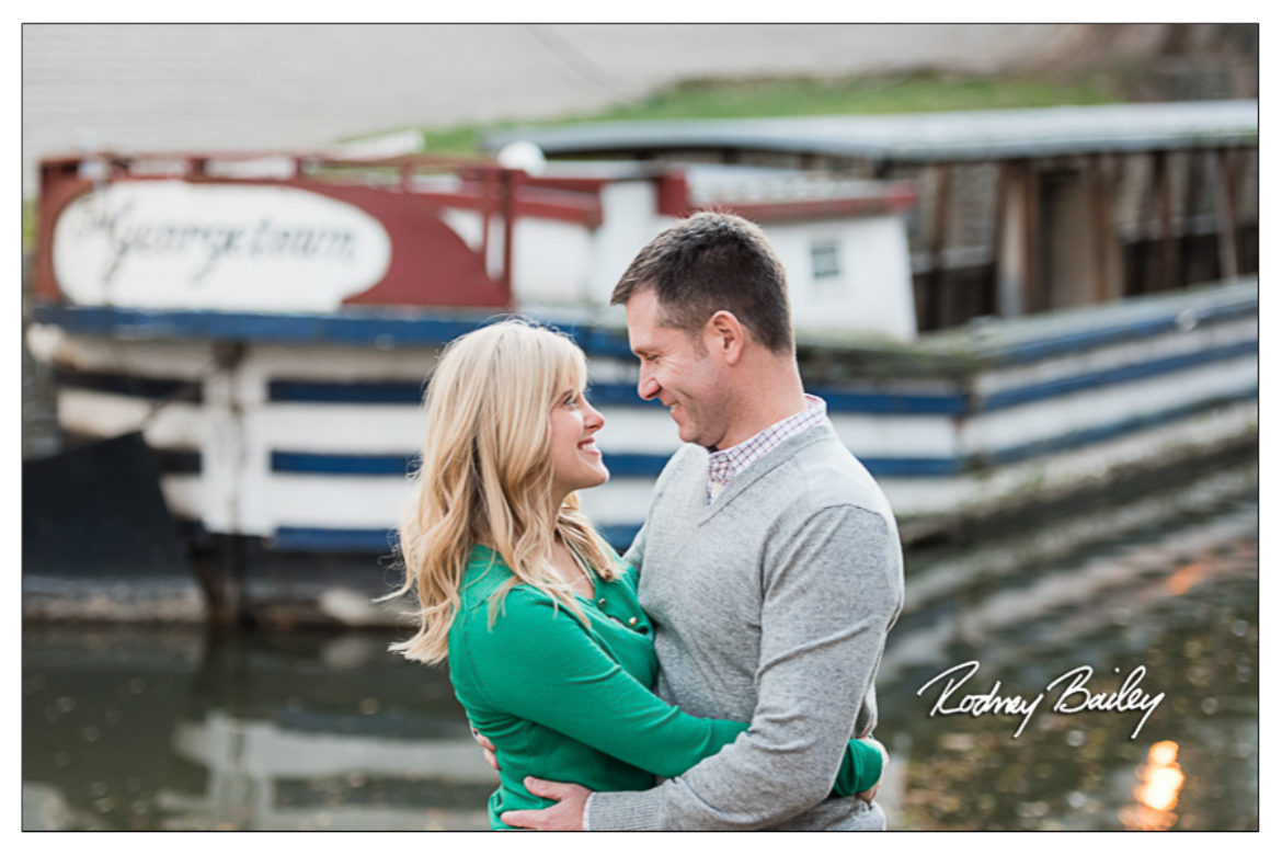 Washington DC Engagement Session Photography Georgetown