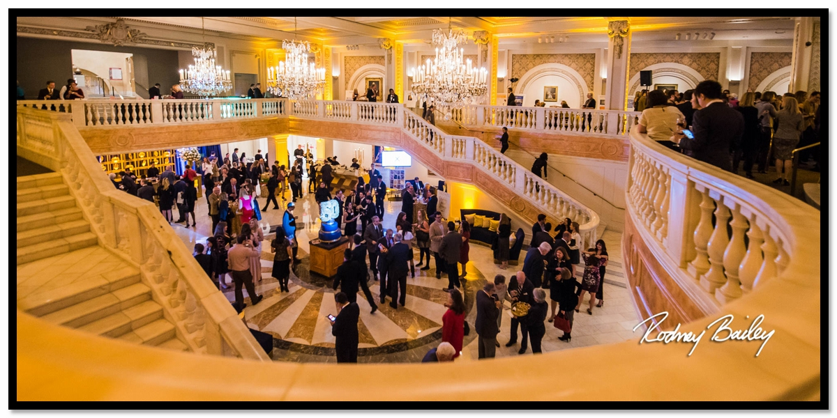 10 28 15 Washingtonians Magazine 50th Anniversary Party National Women in the Arts Museum DC Wedding Event Photography Rodney Bailey Washington DC