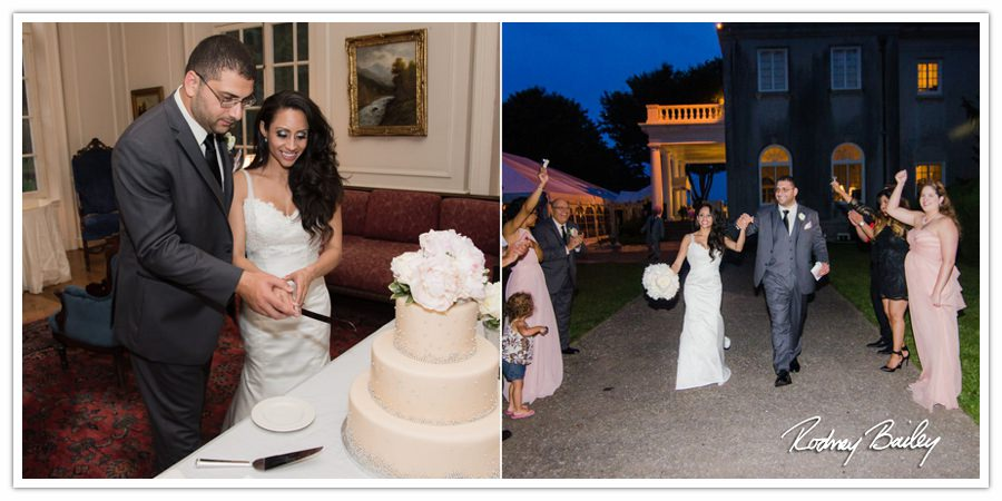 Strong Mansion Wedding Ceremony Reception Photography Rodney Bailey