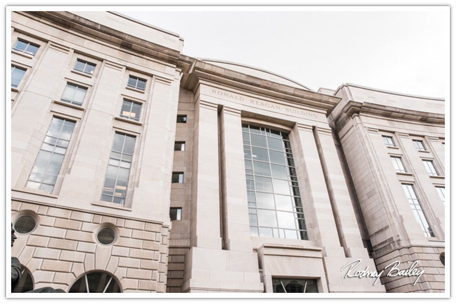 DC Wedding Venues ITC Ronald Reagan Building Event Photographer Washington DC Rodney Bailey Photography