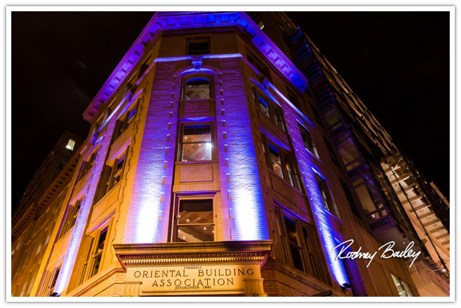 DC Wedding Venues Sesma The Loft at 600 F Washington DC Rodney Bailey event wedding photography