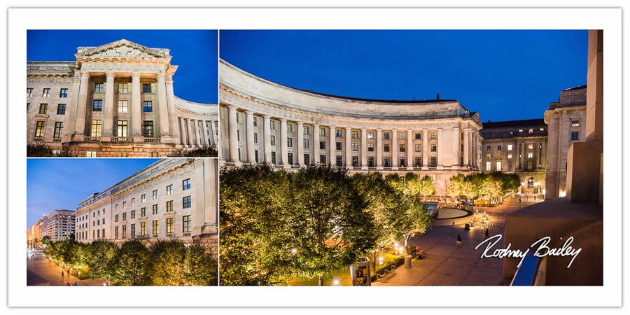 DC Wedding Venues Ronald Reagan Building Wedding Venue Washington DC Photography Rodney Bailey