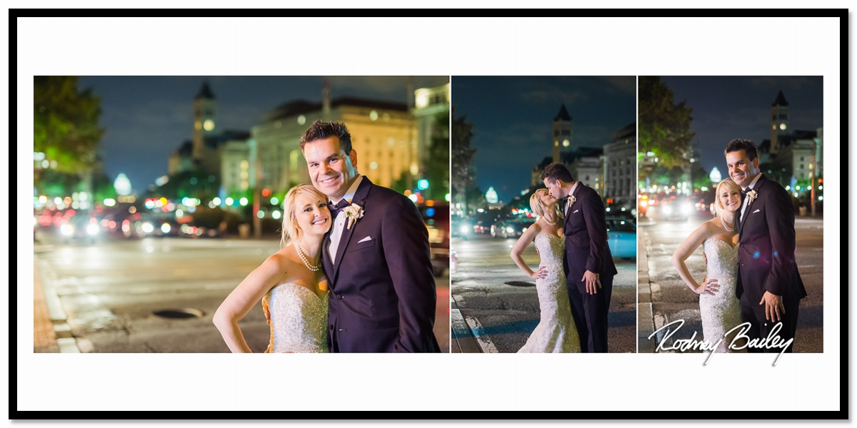 DC Wedding Venues Trump Hotel Wedding Venue Washington DC Photography Rodney Bailey