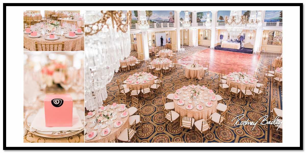 DC Wedding Venues Willard Hotel DC Wedding Venue Washington DC Photography Rodney Bailey