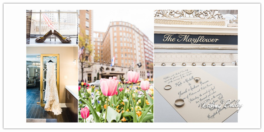 The Mayflower Hotel DC Wedding The Mayflower Hotel DC Wedding Rodney Bailey Photography Photographer