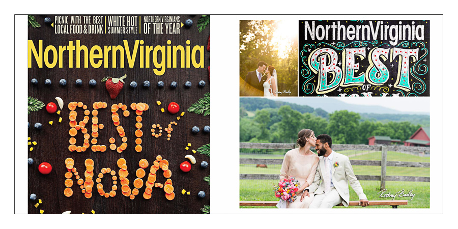 Best of NoVA wedding photographers northern Virginia