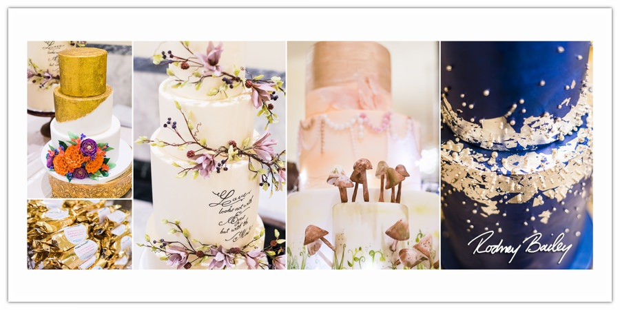 Selecting a Wedding Cake in DC, VA and MD Mayflower Hotel Wedding Washington DC Rodney Bailey Photography Capital Bridal Affair