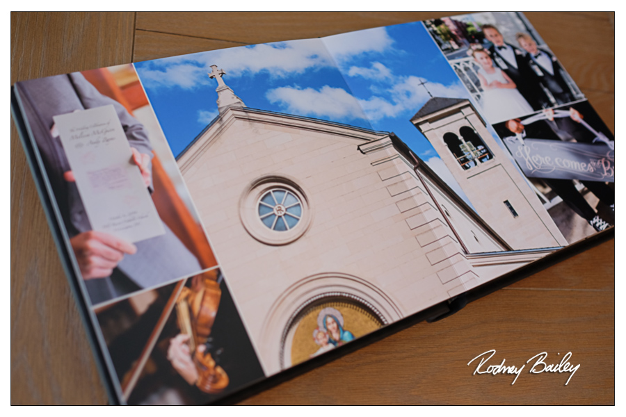Wedding Albums DC MD VA Wedding Photographers