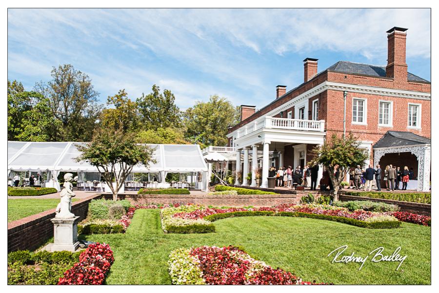Oxon Hill Manor Weddings Maryland Wedding
