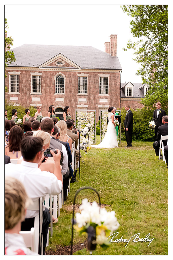 Woodlawn Plantation Weddings Alexandria VA Rodney Bailey wedding photography