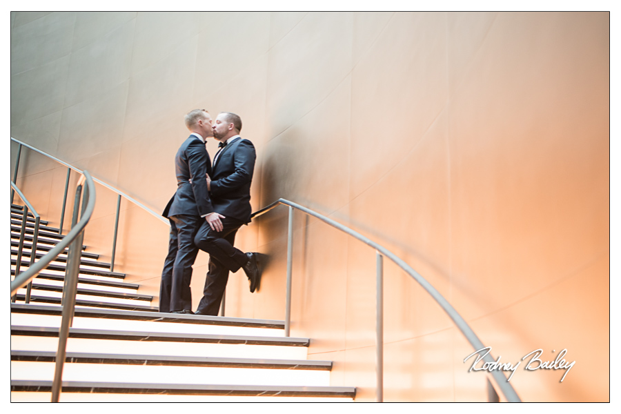 Long View Gallery wedding Washington DC photographers Rodney Bailey Wedding Photography