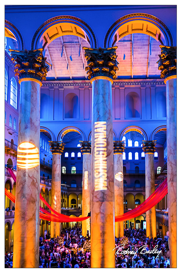 event photographers washington dc rodney bailey event photographers DC VA MD national building museum events