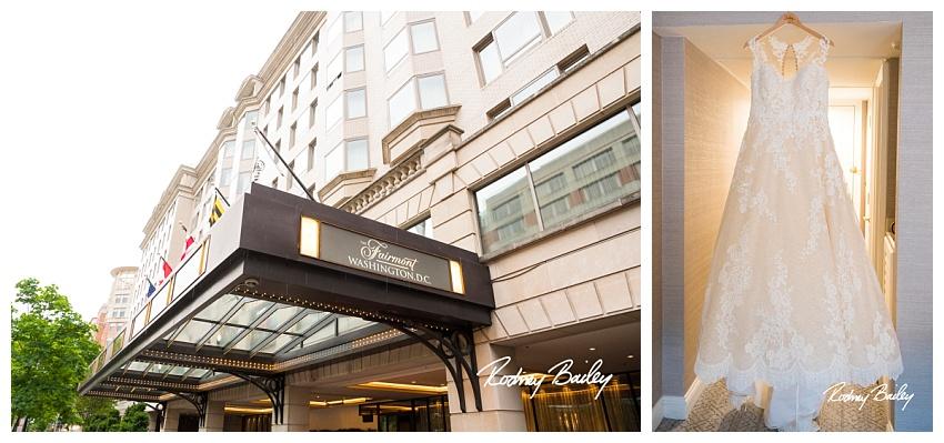 Fairmont Hotel Washington DC
