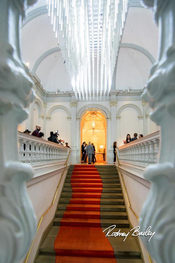 Renwick Gallery in Washington DC