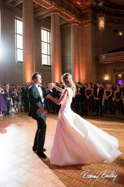 Andrew Mellon Auditorium wedding photographers Washington DC Rodney Bailey Photography