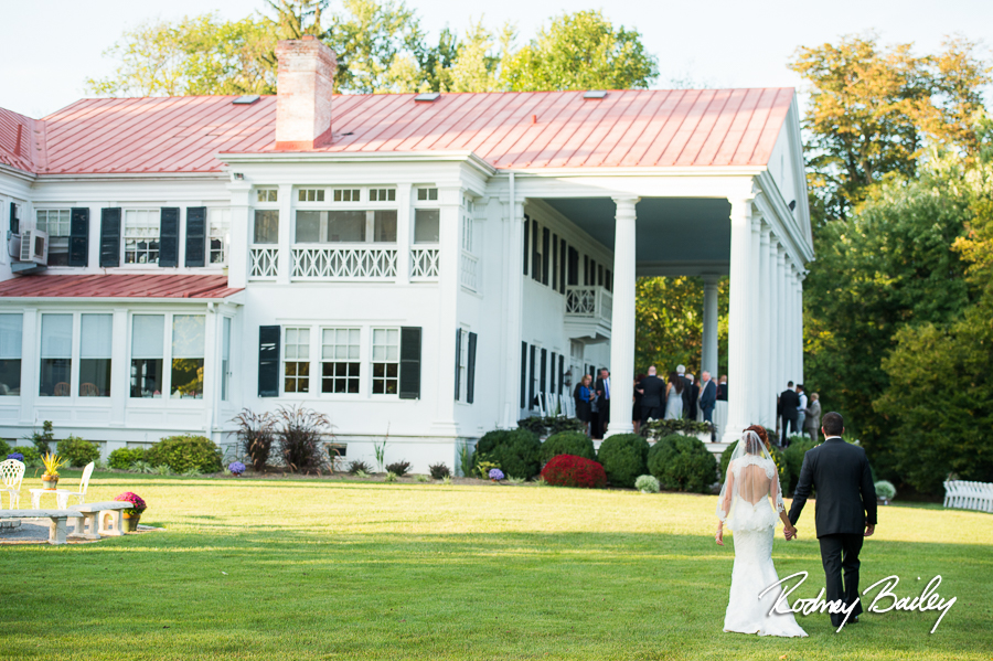 Historic Rosemont Manor Wedding Photographers Virginia Rosemont Springs VA Rodney Bailey Photography