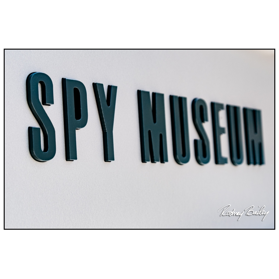 International Spy Museum Washington DC event wedding photographers Rodney Bailey Photography