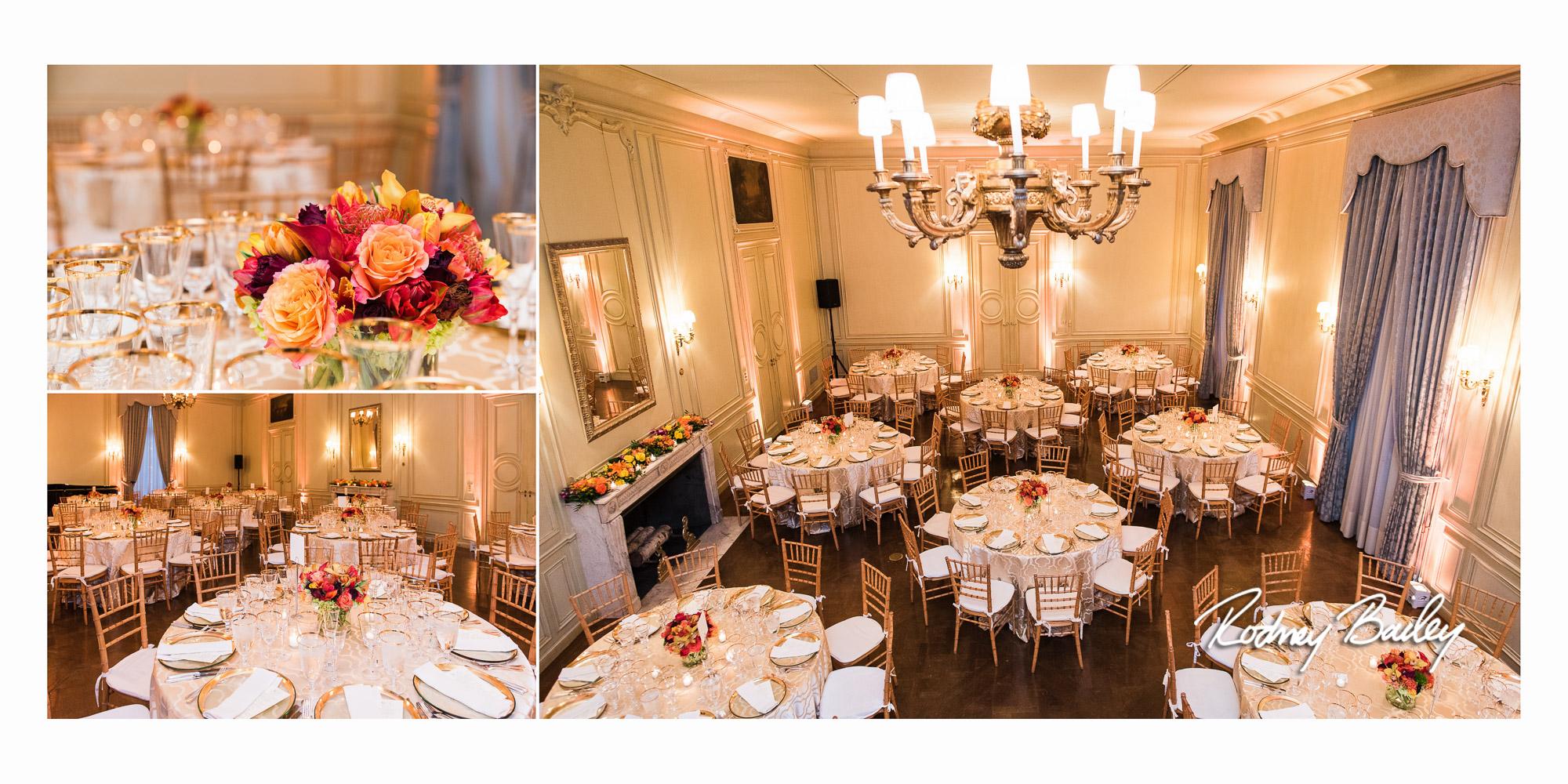 Meridian House Wedding Photographers Washington DC