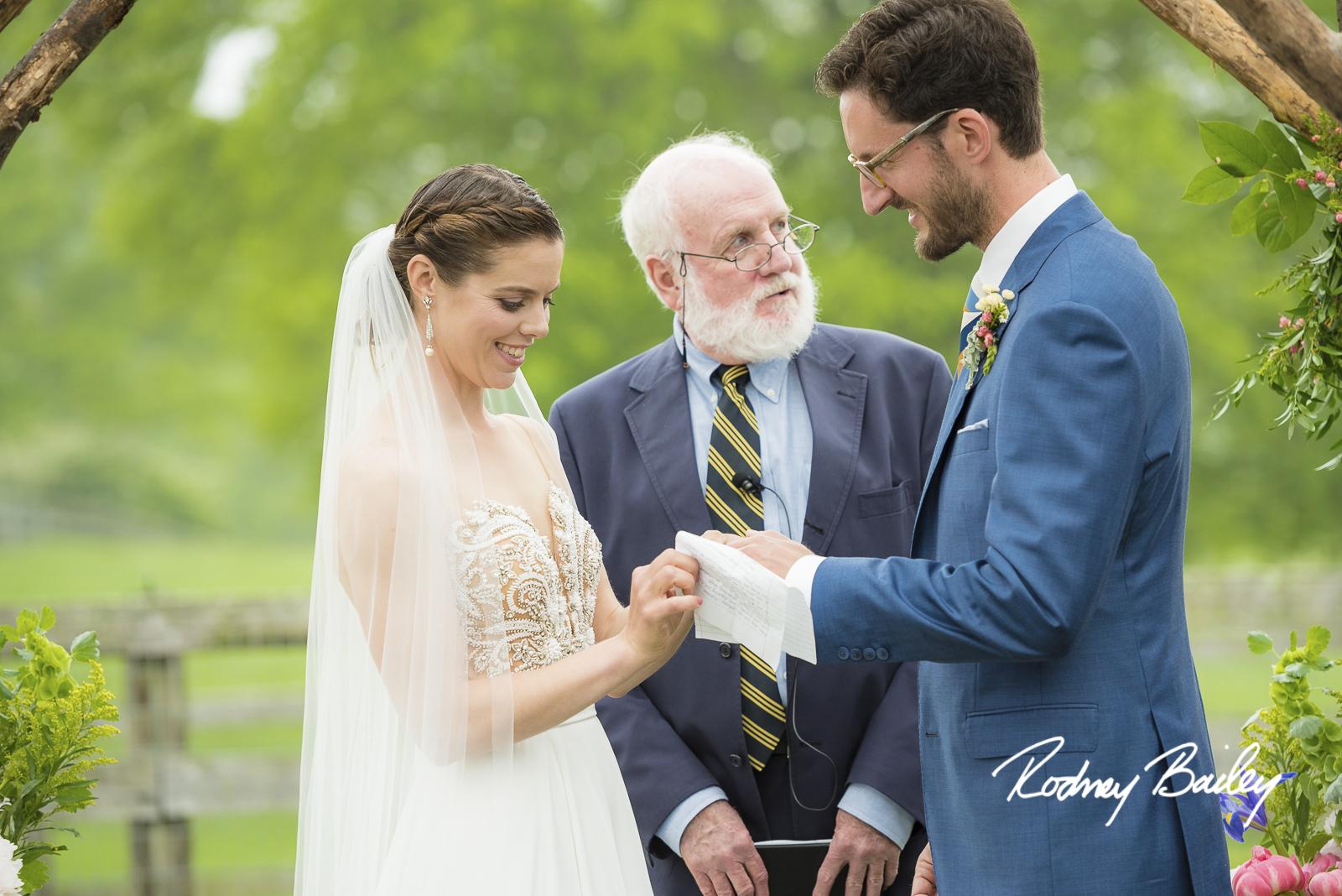 Maryland Wedding Photographers Farm Wedding Photojournalism by Rodney Bailey MD