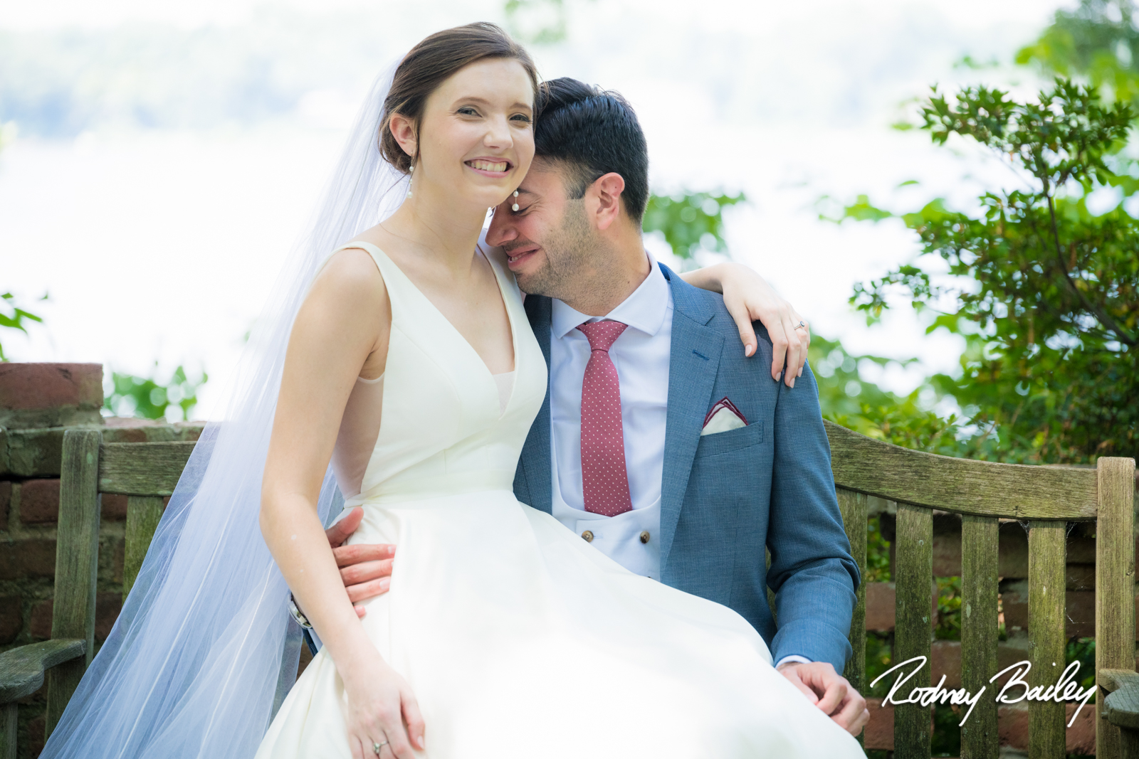 Londontown Gardens wedding photographer Maryland Rodney Bailey photography