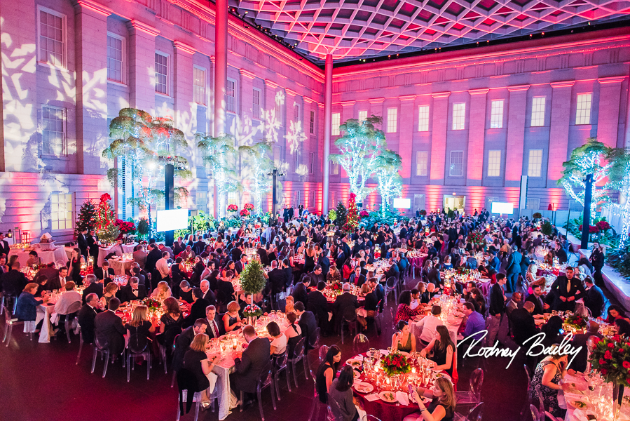Holiday Party Photography National Portrait Gallery Rodney Bailey Washington DC