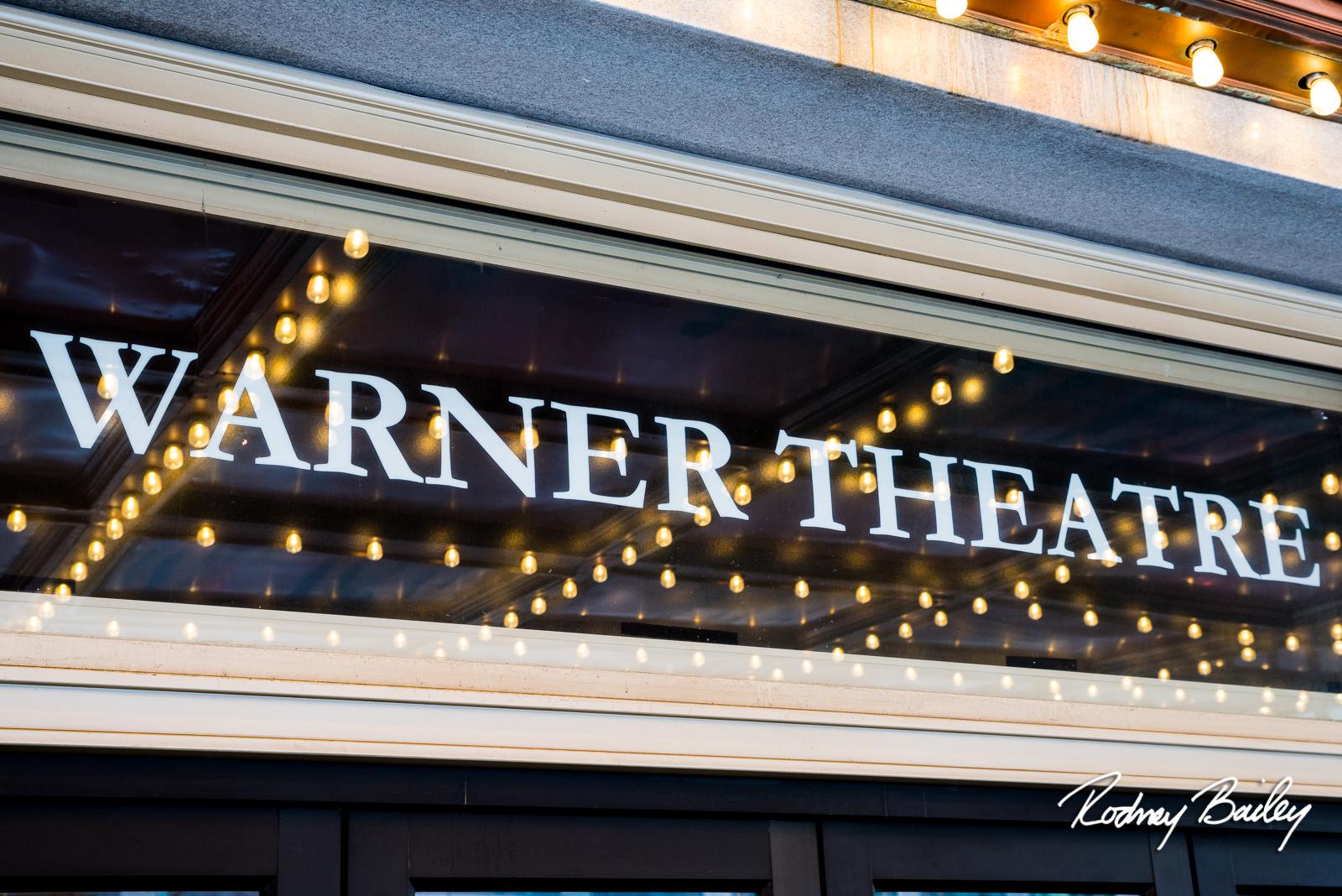 Warner Theatre Washington DC Rodney Bailey event photography event photographers