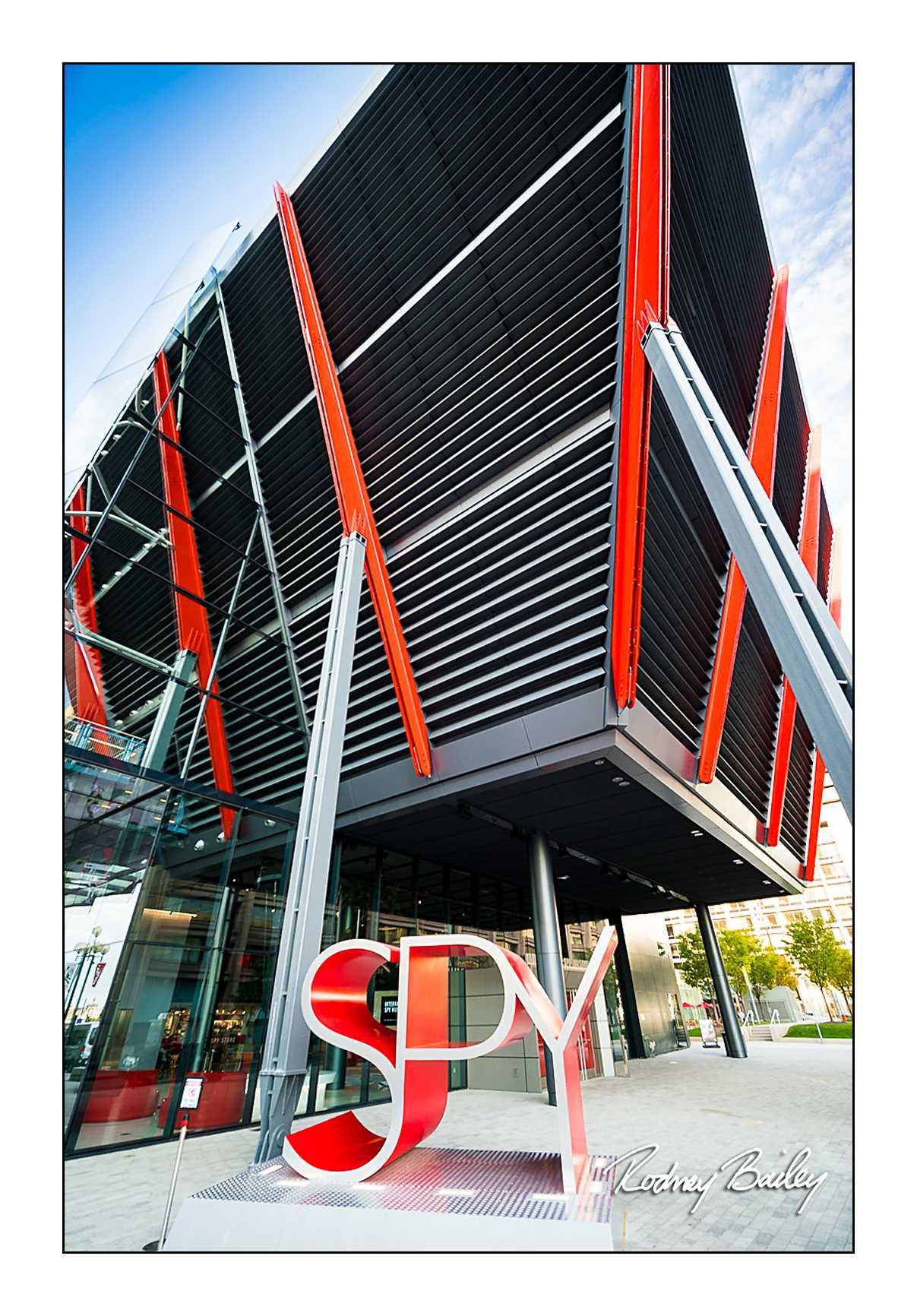 Spy Museum Washington DC Rodney Bailey Photography event photographer DC