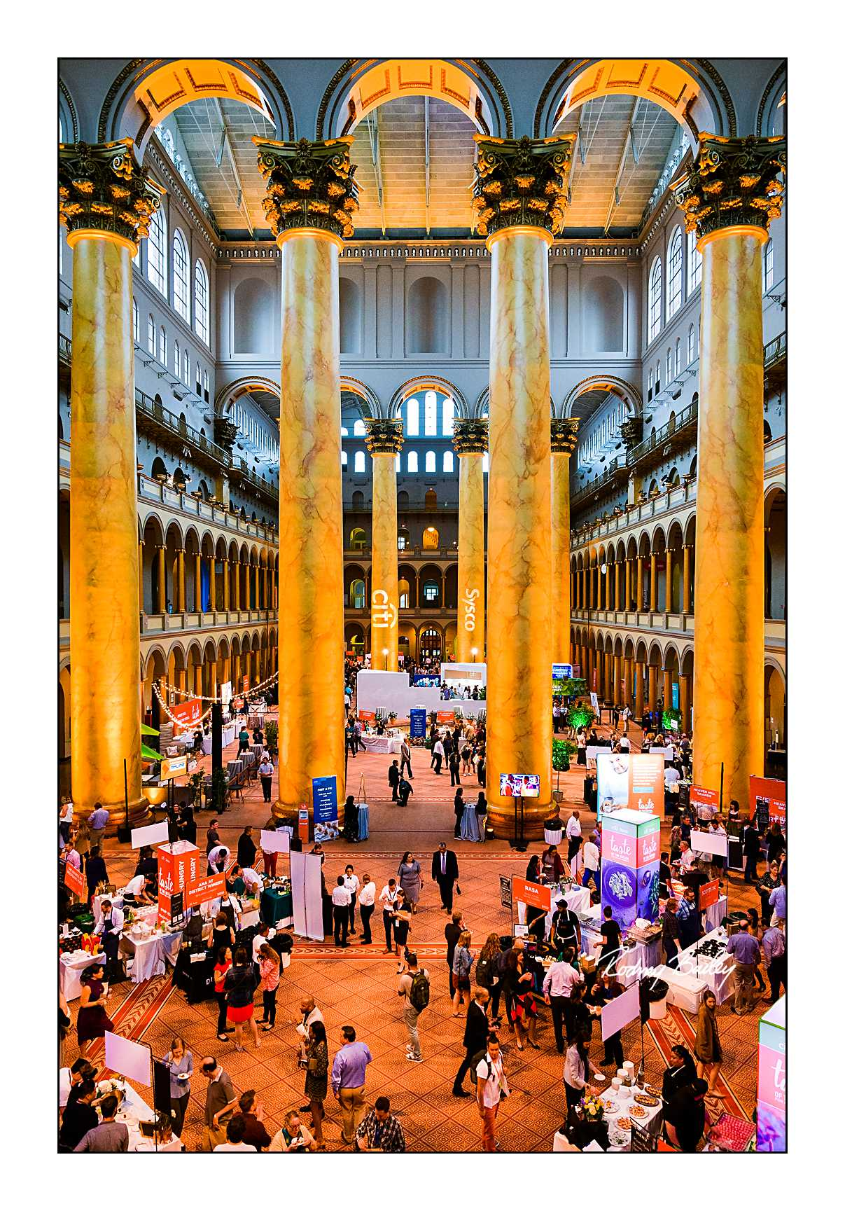 National Building Museum Rodney Bailey event Photography
