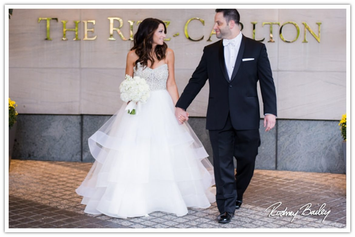 Ritz-Carlton DC Wedding