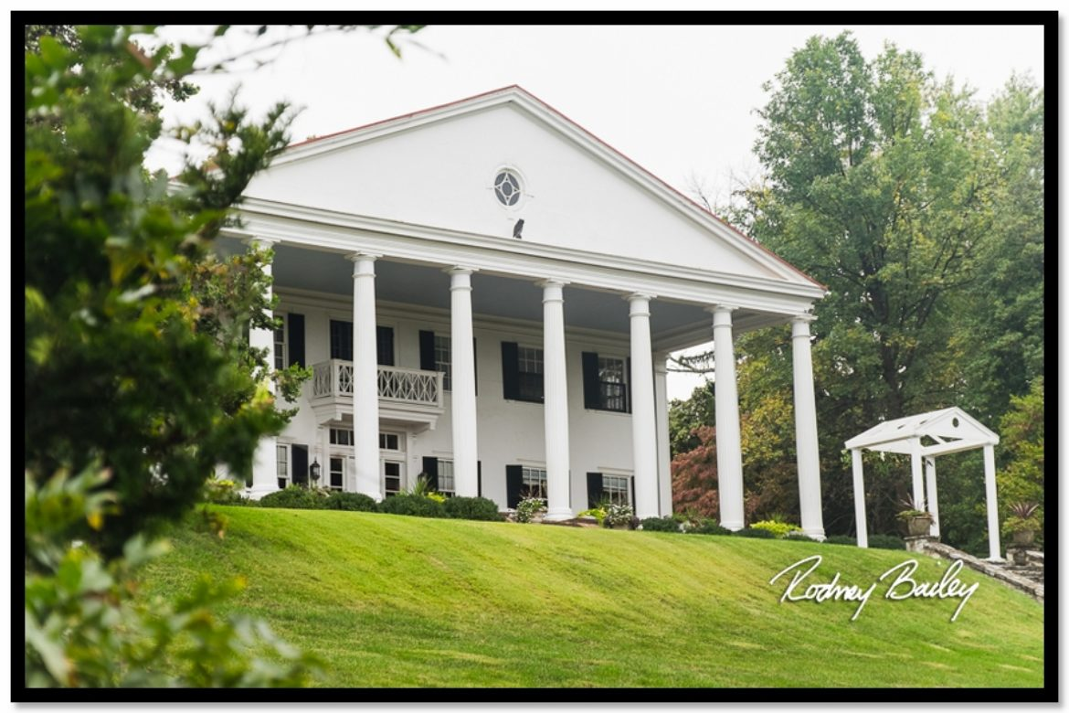Historic Rosemont Manor Wedding Photographer