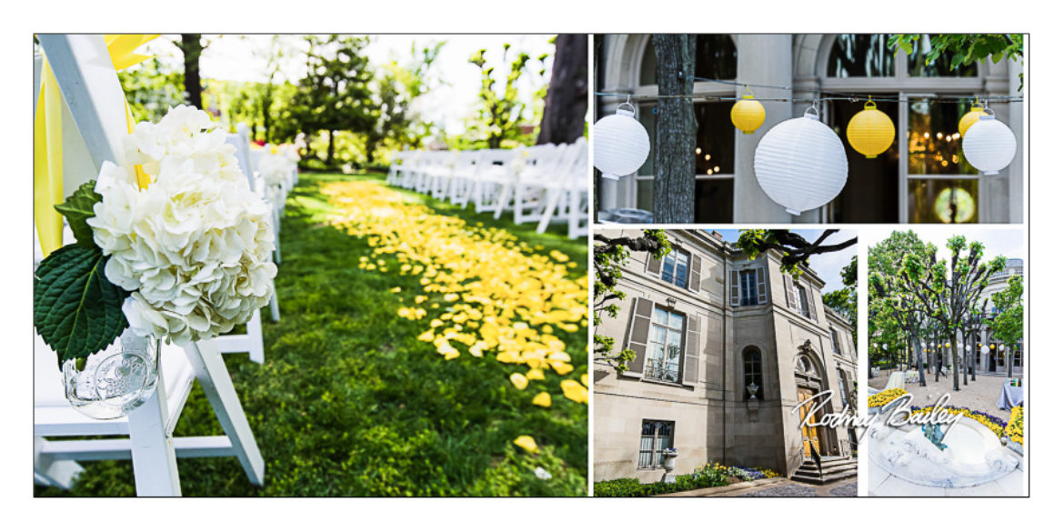 Meridian House Weddings Washington DC