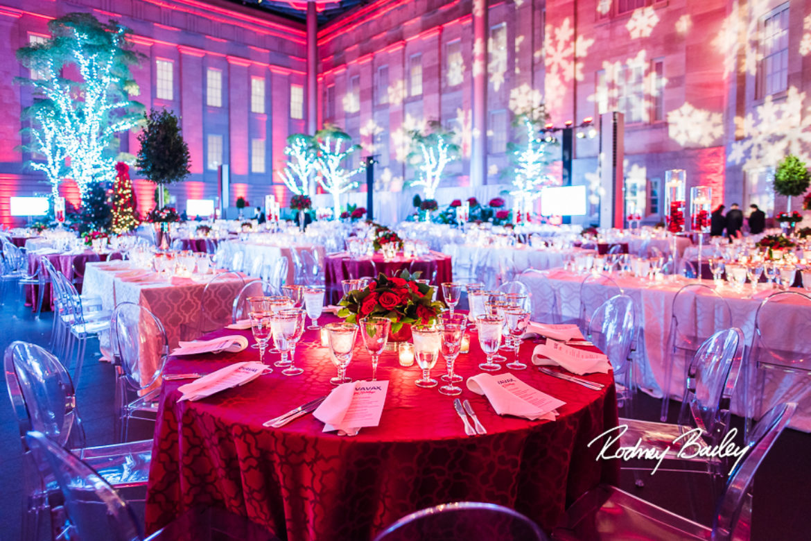 Why We Love Holiday Party Photography | National Portrait Gallery Washington DC