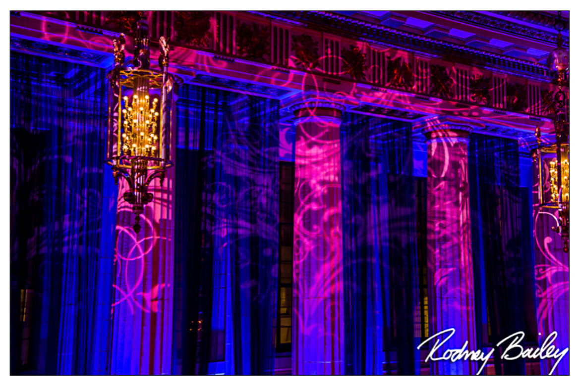 Mellon Auditorium Weddings