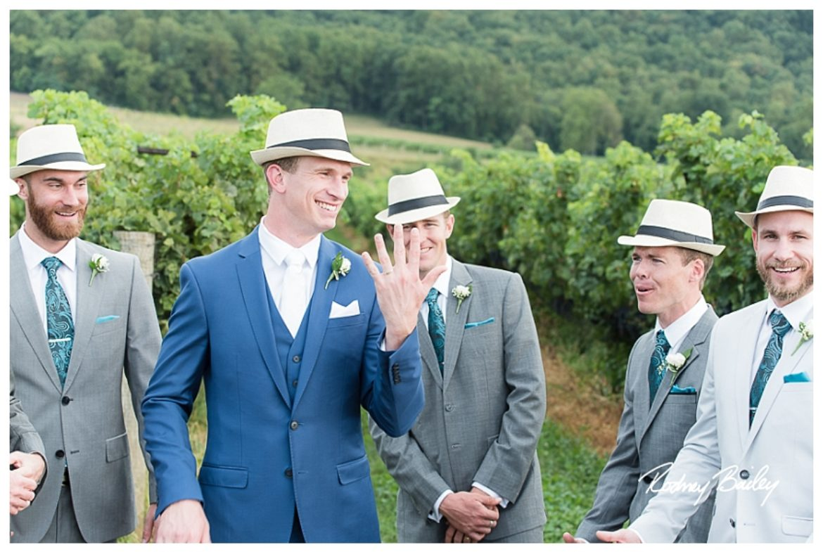 Best Wedding Photographers DC | Groom's Wear