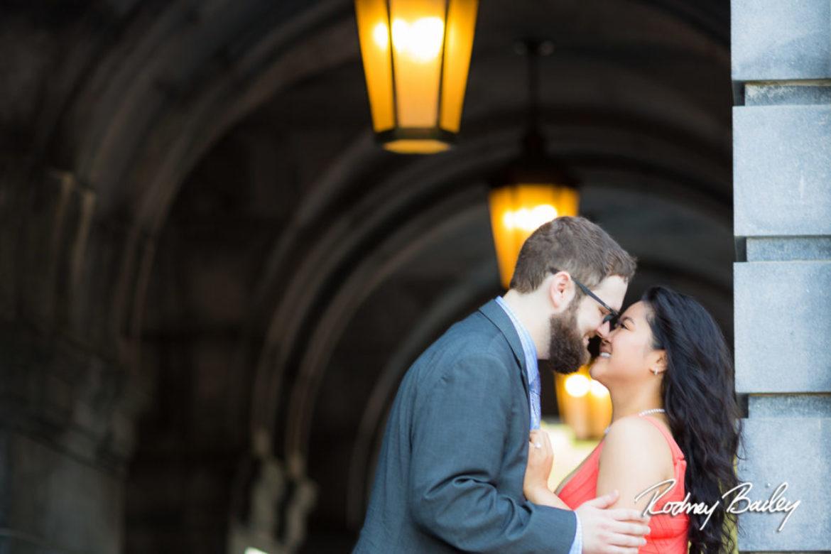 Why We Love Engagement Sessions | Engagement Photographers DC Library of Congress