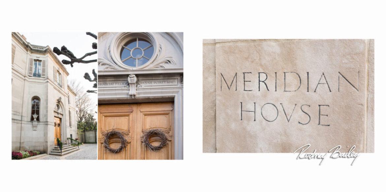 Meridian House Venue Feature | Wedding Photographers Washington DC