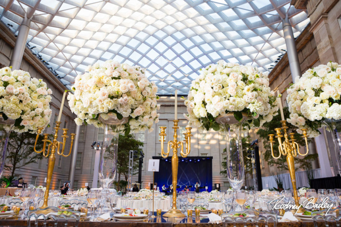 Venue Feature | National Portrait Gallery Wedding Photographers Washington DC