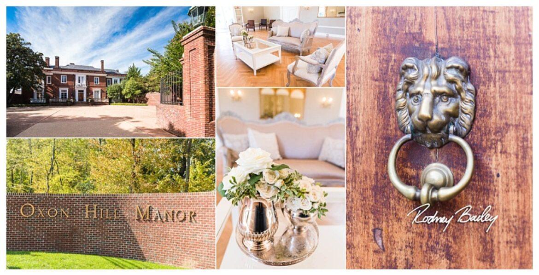 Oxon Hill Manor | Washington DC Wedding Venue