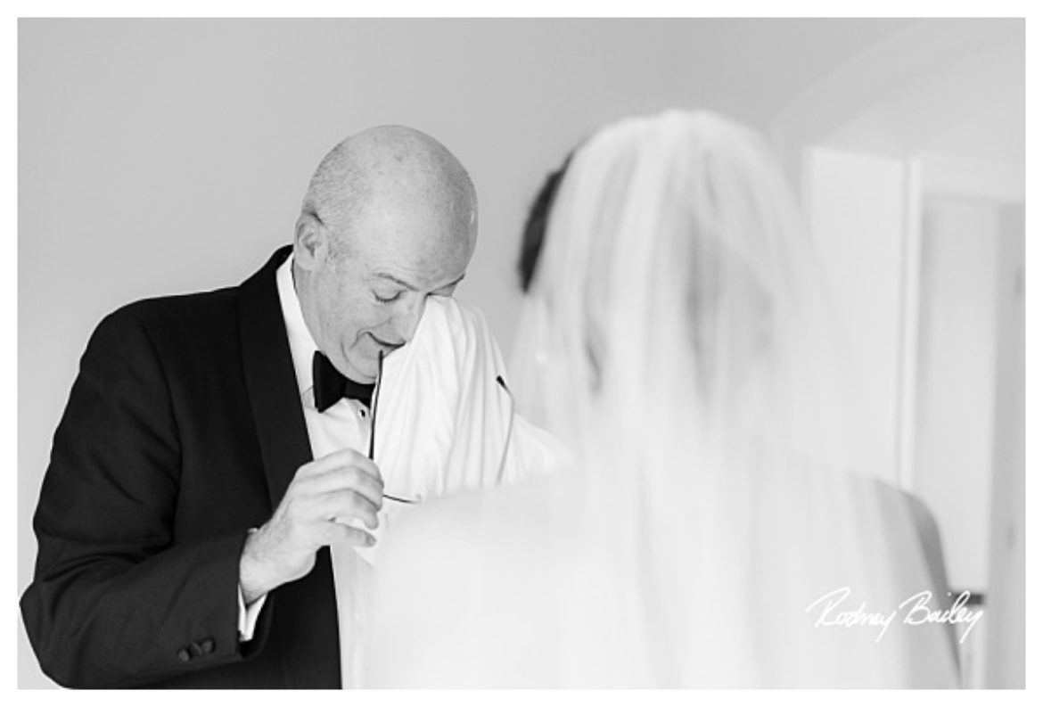 Professional Wedding Photography in Washington DC | The First Look