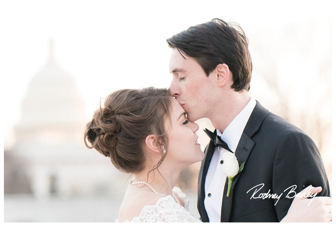 Washington DC Wedding Photographer | The Mayflower Washington DC
