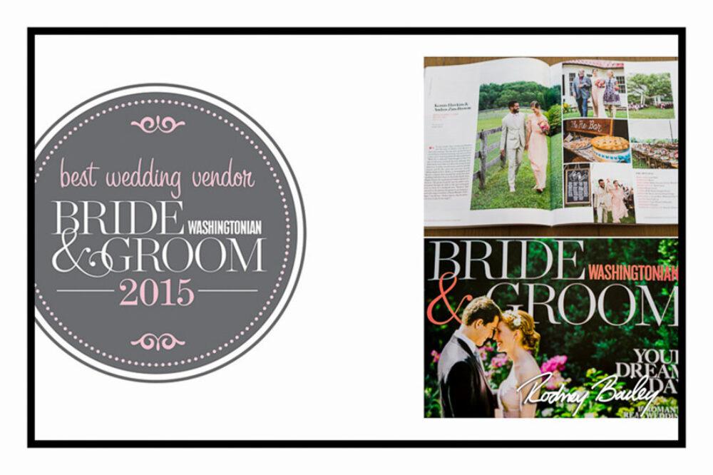 Rodney Bailey Wedding Photography Press PR Media Accolades Northern Virginia Engagement Photographer Washington DC