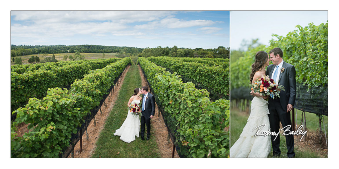 Stone Tower Winery Weddings Virginia