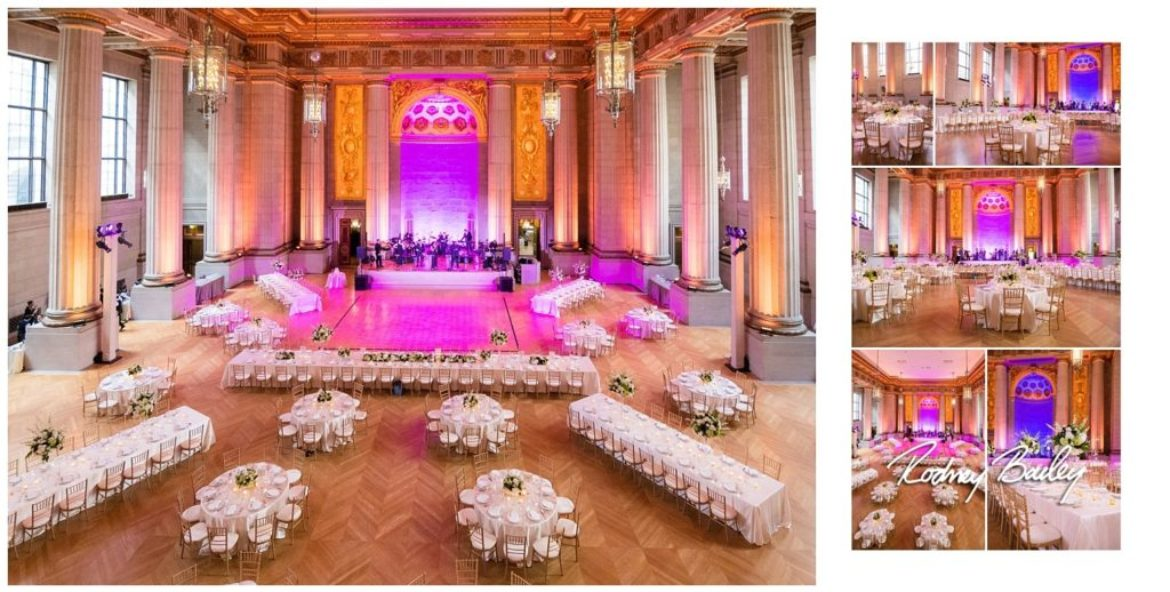 Washington DC Wedding Venue Highlight | Andrew Mellon Auditorium
