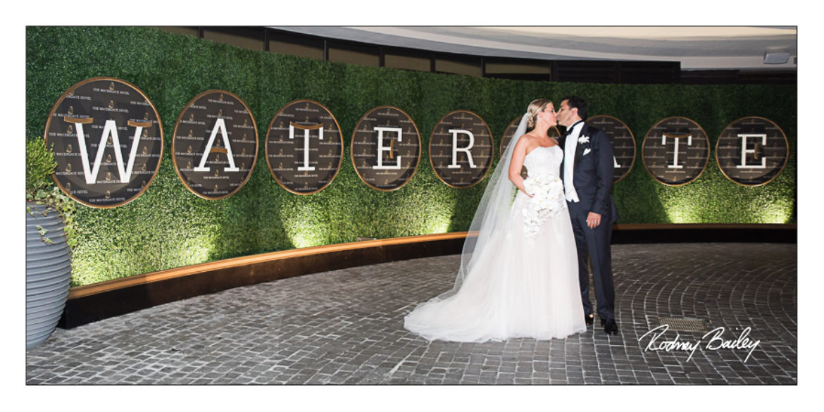 Watergate Hotel Weddings Washington DC