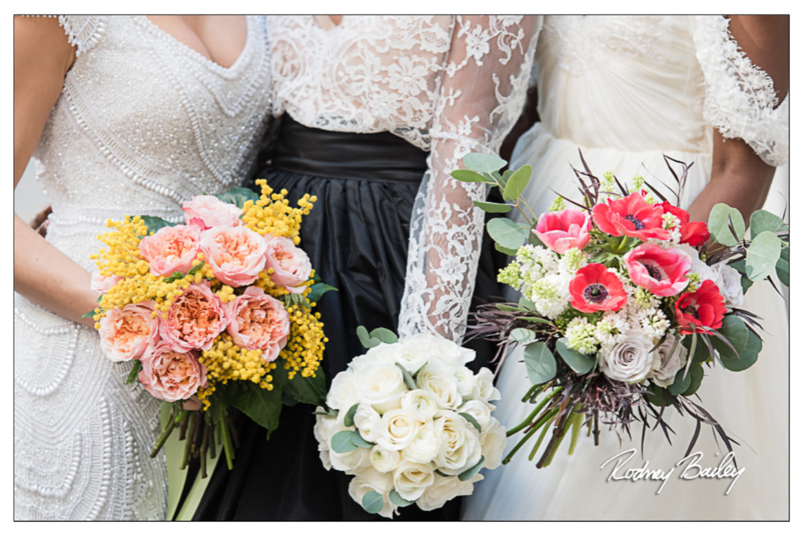 Wedding Floral Designers DC MD VA