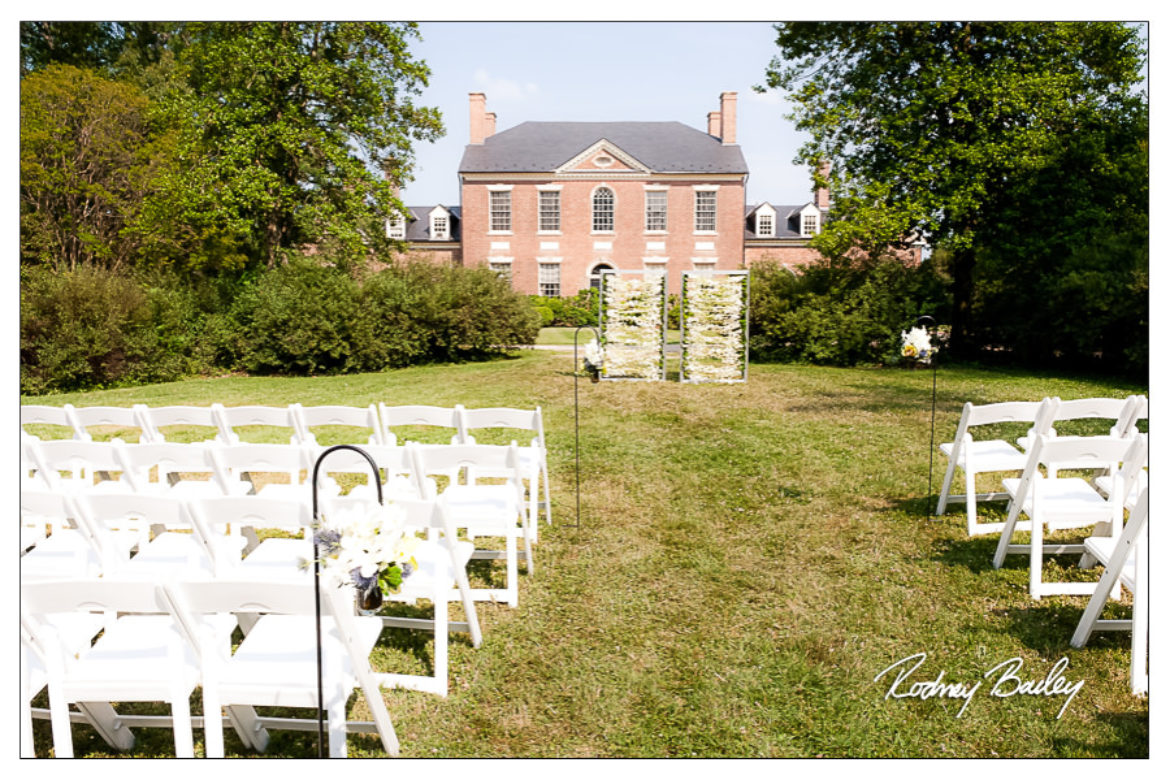 The Perfect Outdoor Woodlawn Plantation Weddings in Alexandria VA