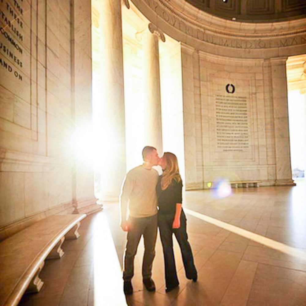 engagement photographers DC proposal engagement photography Washington DC