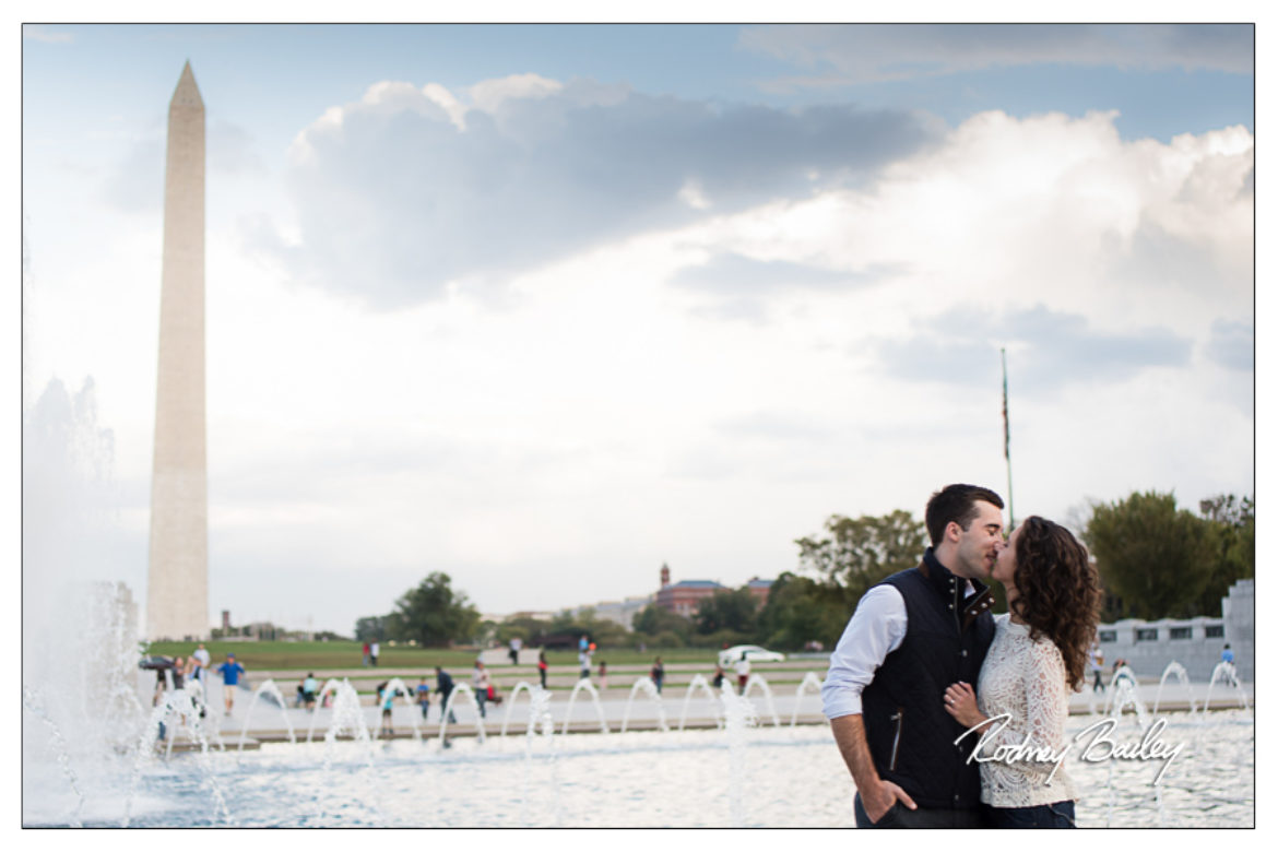 Washington DC Engagement Photographer Capturing the Spirit of a City