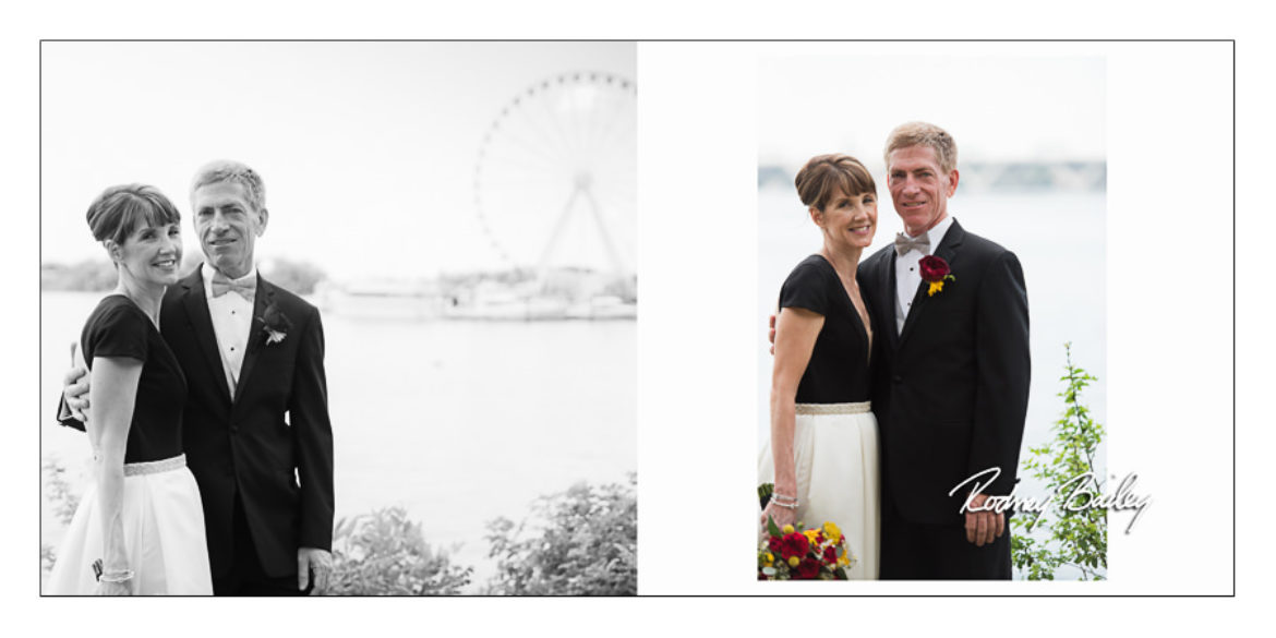 Gaylord National Harbor Weddings on the Potomac